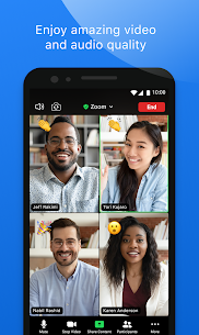 ZOOM Cloud Meetings 5.4.9.1079 MOD APK [UNLOCKED] 2