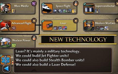 Civilization Revolution 2 MOD Apk 1.4.4 (Unlocked) 4