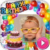 Happy Birthday Video Maker