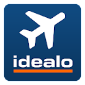 idealo Flight Comparison icon