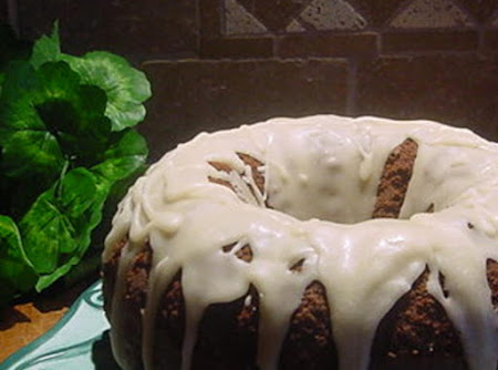 CHOCOLATE FIX BUNDT CAKE Recipe