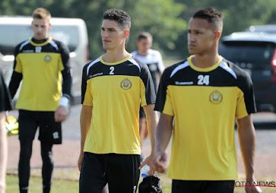 Lokeren leent zomeraankoop Luciano Slagveer uit aan FC Twente