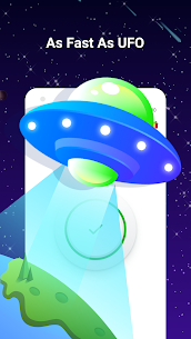 UFO VPN Basic: Free VPN Proxy Master & Secure WiFi App Download For Android and iPhone 6