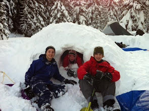 Photo: Snow Caving Photos