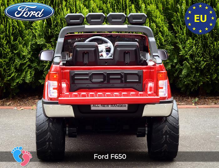 Ô tô điện Ford Ranger DK-F650 26