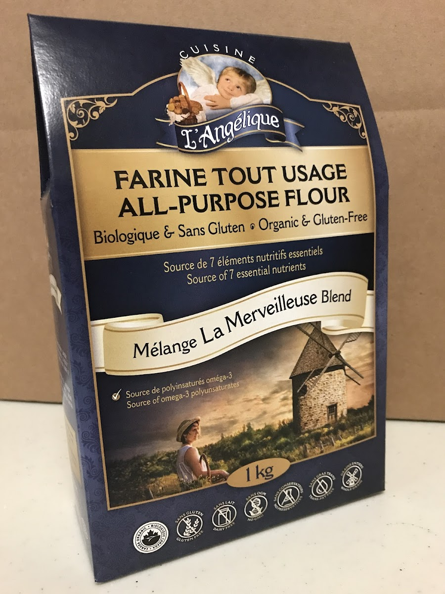 La Merveilleuse GF Flour 1kg