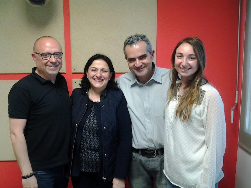 Hablemos de Fallas en UPV-RADIO. Programa nº 38. Falla Islas Canarias - Trafalgar