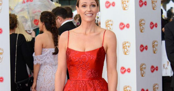 Suranne Jones hired sex guru for lesbian love scenes