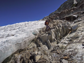 Photo: Margin of the Humboldt Glacier