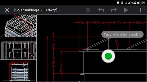 CorelCAD Mobile 18.0.194 screenshots 8