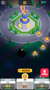 Idle Light City Mod Apk Latest [Unlimited Money + No Ads] 1