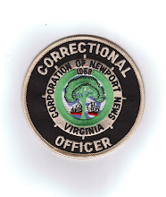 Photo: Newport News Correctional Officer