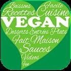 Recettes Vegan icon