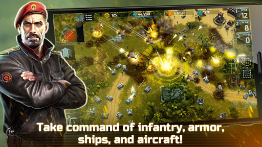 Art of War 3: PvP RTS modern warfare strategy game  screenshots 1