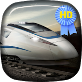 Speed Train Live Wallpaper