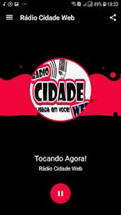 Download Rádio Cidade Web For PC Windows and Mac apk screenshot 1