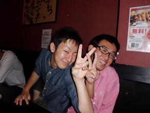 Photo: 宇部新歓
