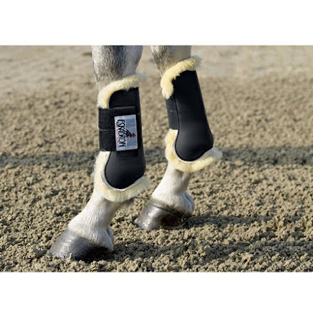 Eskadron Protection Boots Sheep Fram