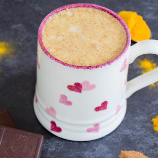 Golden Milk Hot Chocolate Recipe