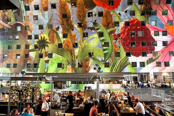 Rotterdam a colori vivaci  di Gianluca Presto