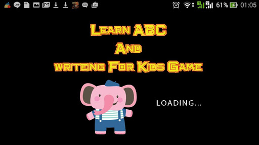 Learn ABC And writing For Kids  screenshots 2