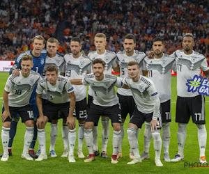 Le sélectionneur de l'Allemagne Löw ne compte plus sur trois icônes de la Mannschaft