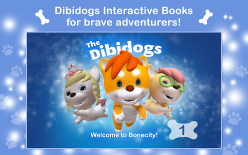 Dibidogs Interactive Activity Books- screenshot thumbnail