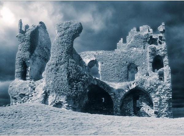 Ballycarbery Castle, Co. Kerry, Ireland