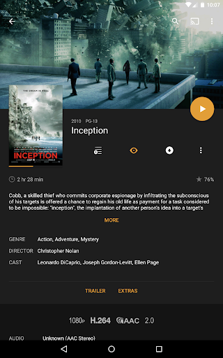 Plex: Stream Movies, Shows, Music, and other Media [Final] [
