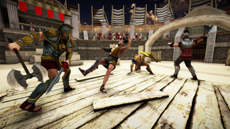Gladiator Glory Screenshot 2