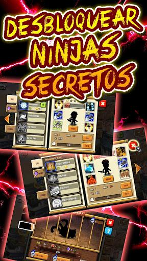 Leyenda Ninja:  Tormenta de batalla 1.0.1 screenshots 4