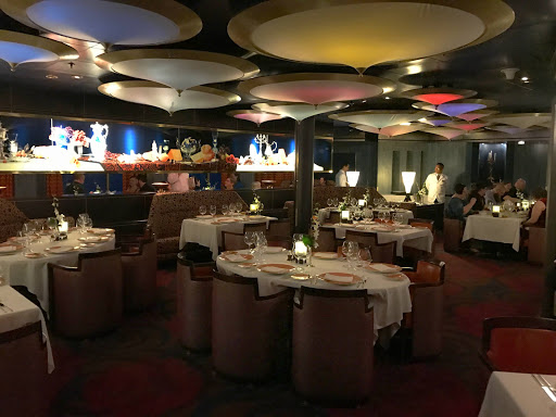pinnacle-grill-2.jpg - We dined that night at Pinnacle Grill. The Holland America favorite ranks as one of the top restaurants on any cruise ship.