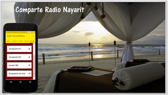 estaciones de radio de nayarit