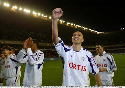 Ivica Mornar juge les Croates du Sporting Anderlecht