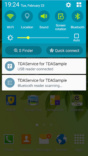 玩程式庫與試用程式App|TDAService อ่านบัตรประชาชน免費|APP試玩