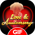 Love and Anniversary GIF 2019 APK