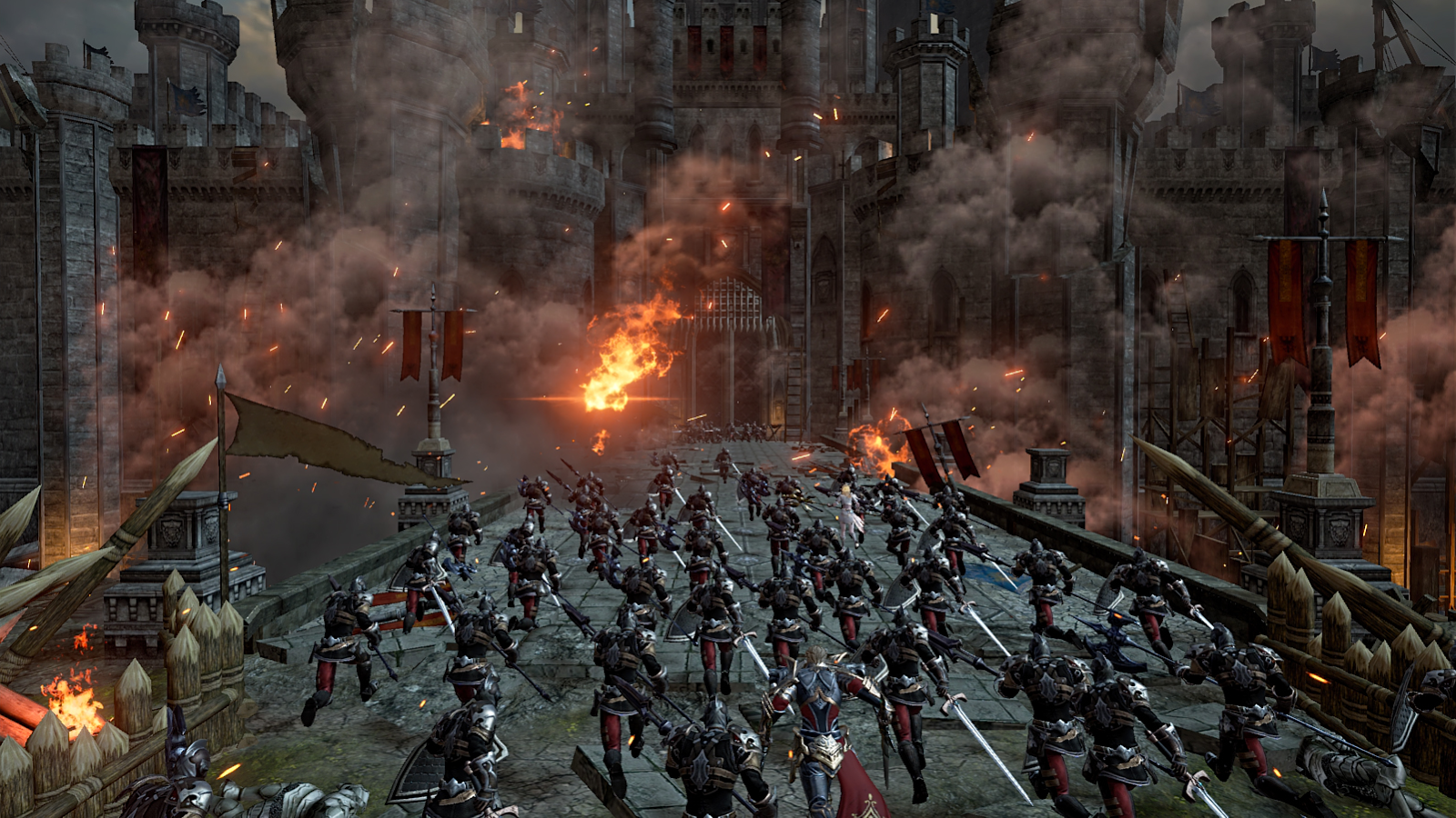 Lineage 2: Revolution- screenshot