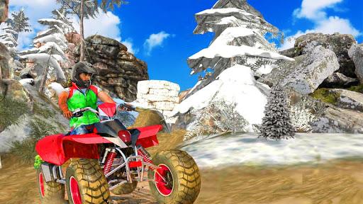 ATV Quad Bike Off-road Game :Quad Bike Simulator apkpoly screenshots 2