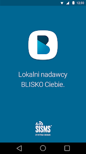 BLISKO (Komunikator SISMS)- screenshot thumbnail