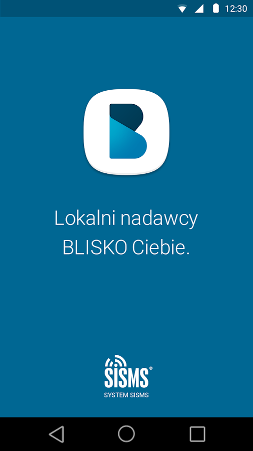 BLISKO (Komunikator SISMS)- screenshot