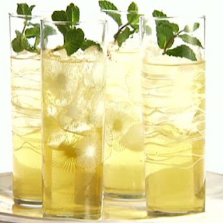 Apple and Mint Punch Recipe