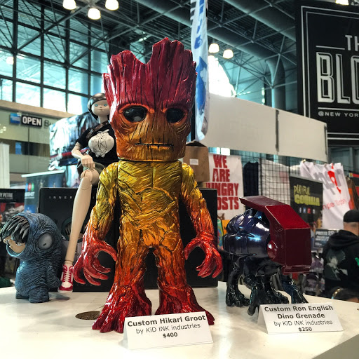 NYCC 2015: the Tenacious Collective