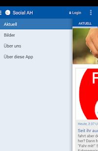 Antenne Hessen Social Screenshot