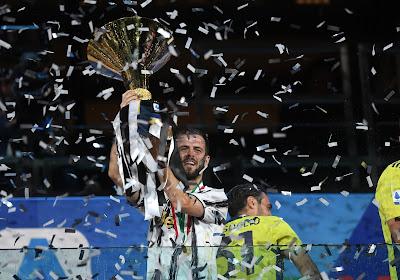 Miralem Pjanic prend congé de la Juventus