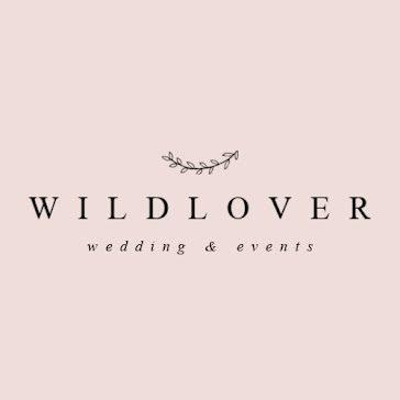 Wildlover Wedding & Events - Etsy Shop Icon Template