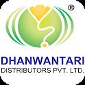 Dhanwantari Distributors Pvt Ltd - New I.B.D. App. icon