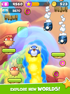 Mega Jump Infinite Screenshot
