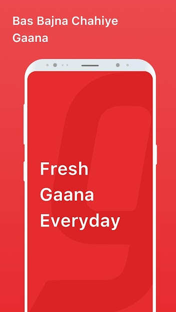 Mi Resources Team] Gaana Music- Hindi English Telugu MP3