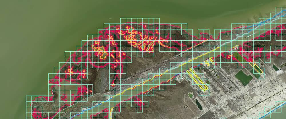 Coastal classifiers: using AutoML Vision to assess and track environmental change