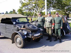 Photo: Daniel Demshar, Akron, Ohio; Ralph Demshar, Ravenna, Ohio; Rob Applegate, Columbus, Ohio; Kubelwagen (VW/German Jeep)